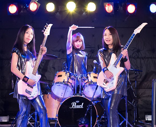 Shonen Knife: Still Making the Cut After 35 Years