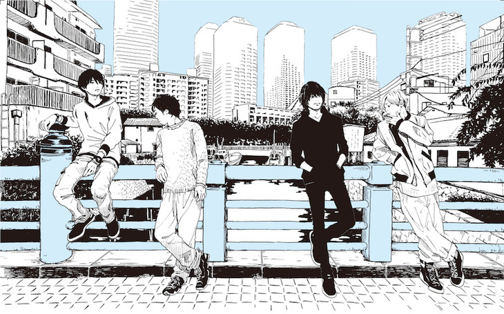 "BUMP OF CHICKEN dazzle with animated PV for new song ""Answer"""