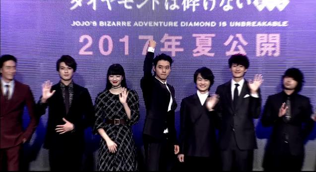 "First Look at Yamazaki Kento as Josuke in ""Jojo's Bizarre Adventure"" live action"