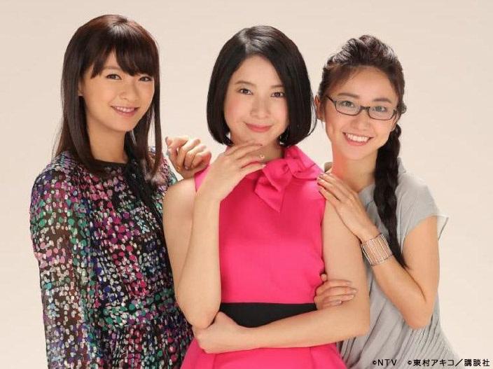 Perfume to Provide Theme Song to Drama Series 'Tokyo Tarareba Musume'