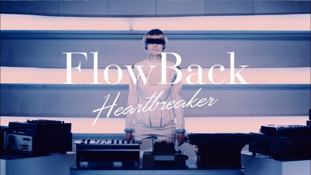 Mission Complete. FlowBack Releases Final PV for 'Heartbreaker'