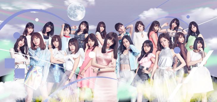 Rino Sashihara and Morning Musume Collab on AKB48's 8th Album