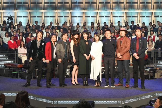 Utada Hikaru, JUJU, Sukima Switch, and More Join Oda Kazumasa for Christmas Yakusoku 2016