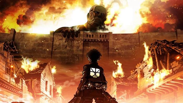 Seid ihr das Essen? Nein, wir sind der Jäger! Attack on Titan Season 2 coming in April 2017
