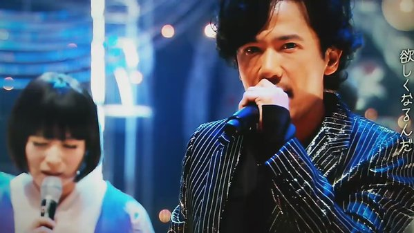 [WATCH] Shiina Ringo and SMAP perform together on SMAP x SMAP