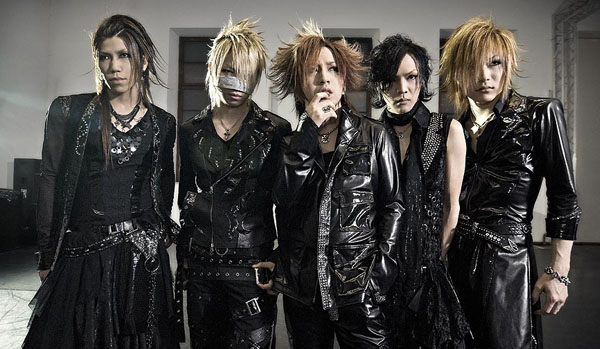 The GazettE Shows Love To Its International Fanbase