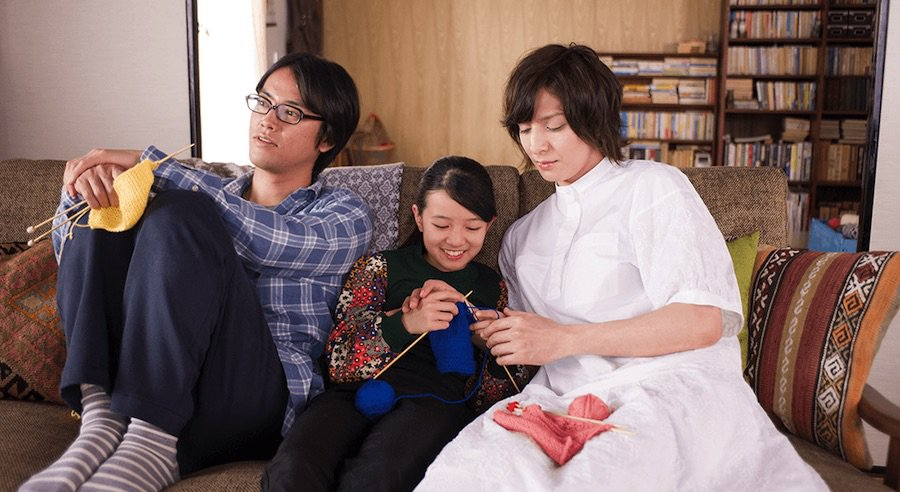 "Catch Ikuta Toma as a transgender woman in the trailer for ""Karera ga Honki de Amutoki wa"""