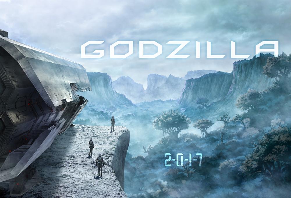 New details on the Godzilla anime movie