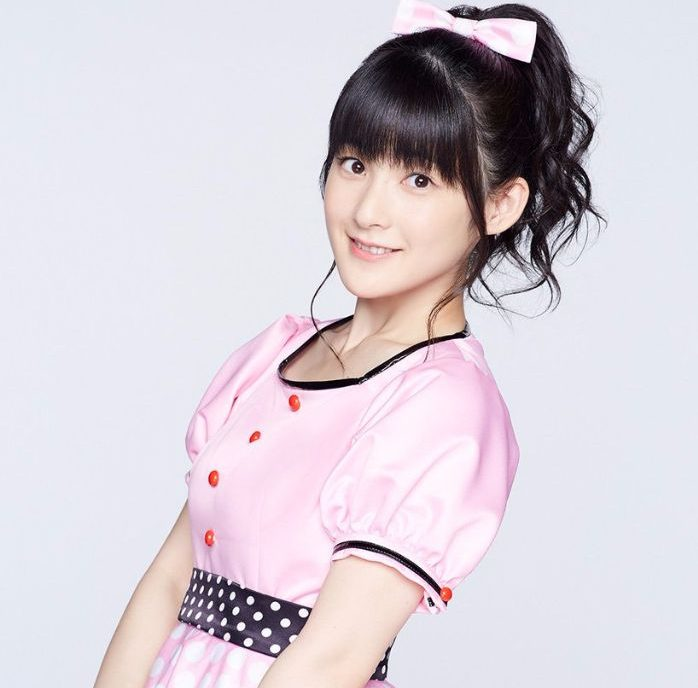 Momoko Tsugunaga prepares for her last single as an idol