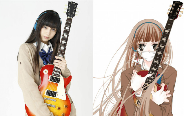 "First look at live-action ""Fukumenkei Noise"" (Anonymous Noise) film"