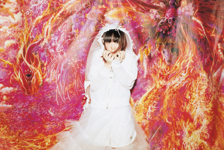 Seiko Oomori to release 3rd Major Label Album in March