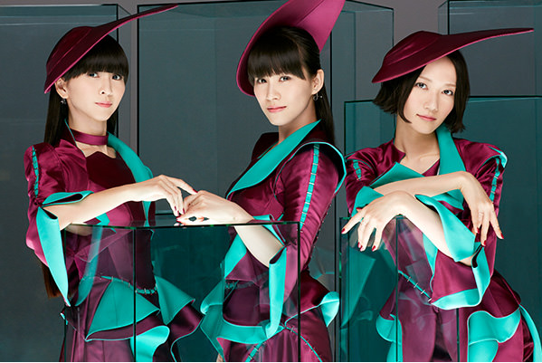 "Perfume reveal sleek covers for new single ""TOKYO GIRL"""