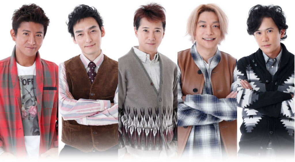 SMAP Say Their Final Goodbyes