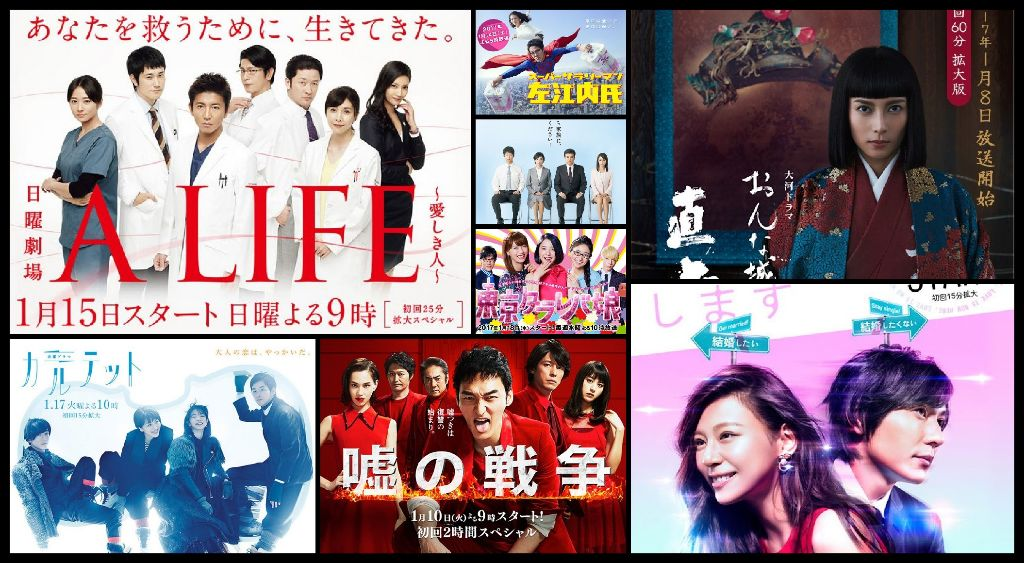 TV Drama Ratings (Jan 21 – Jan 27)