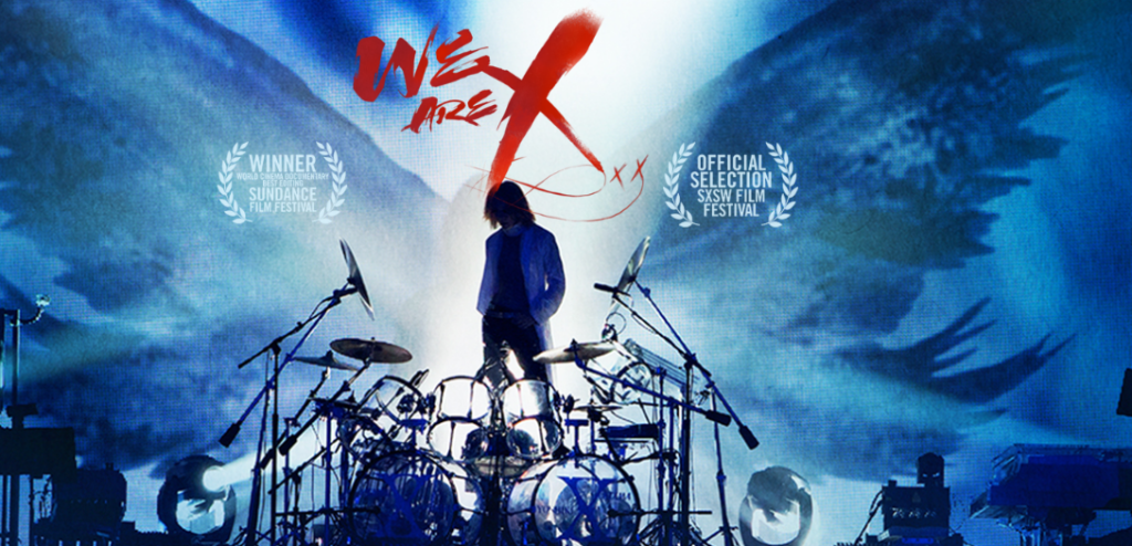 "X JAPAN'S ""We Are X"" soundtrack to be released worldwide"