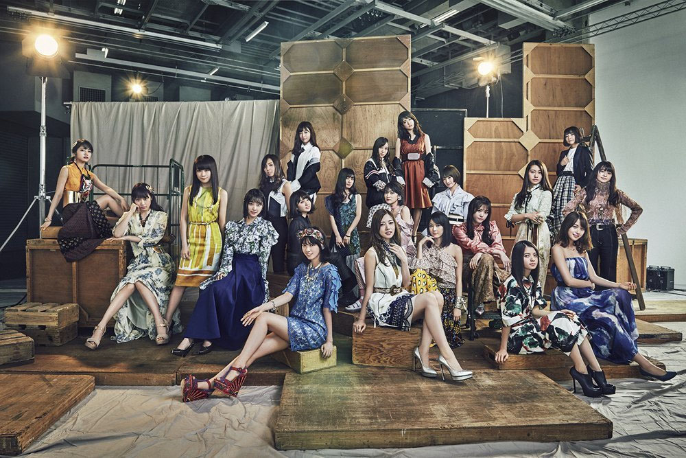 "Nogizaka46 to release new single ""Influencer"""