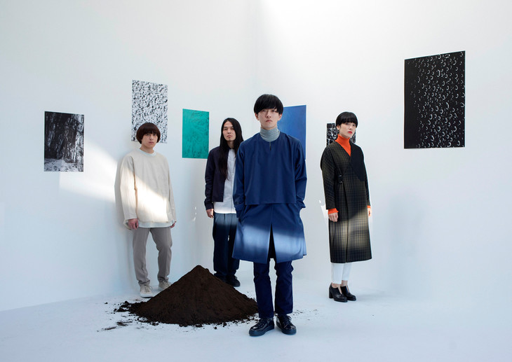 "Ame no Parade to release their second full-length album ""Change your pops"" in March"