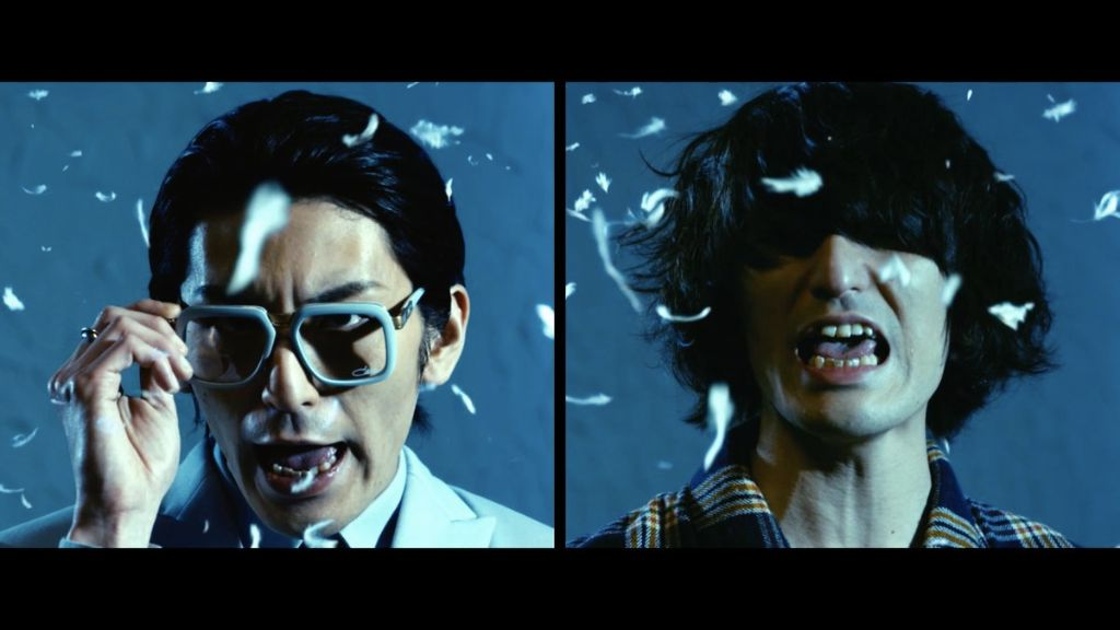 "We see double in the dresscodes' Music Video for ""Egosearch and Destroy"""