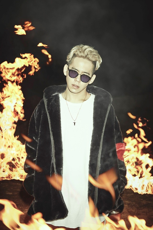 "Shota Shimizu Heats Things Up in ""FIRE"" PV"
