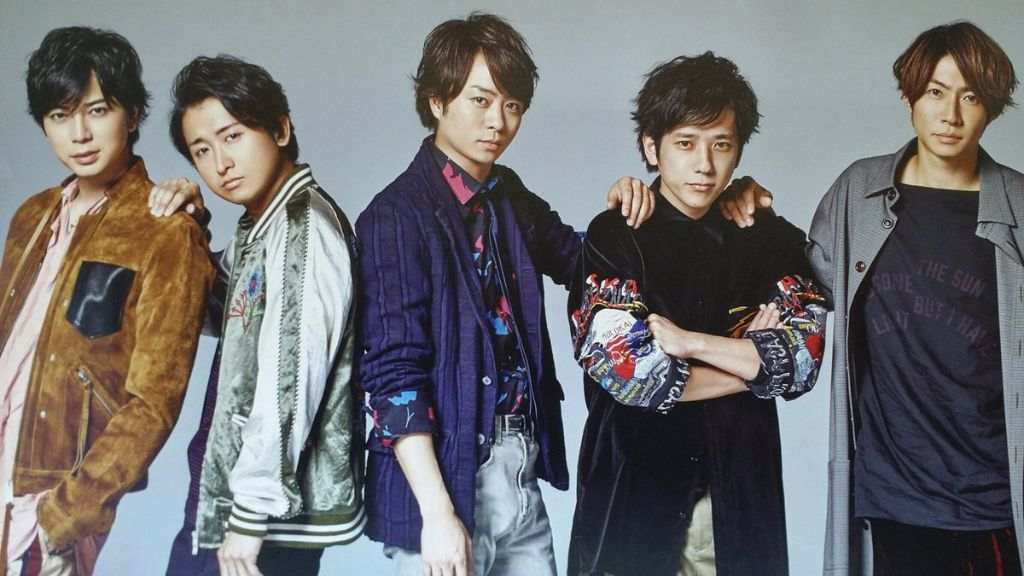 Arashi's new album「untitled」to be a fusion of various genres