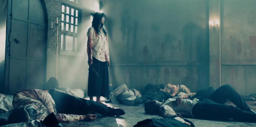 GACKT releases bloody MV for Tsumi no Keisho – ORIGINAL SIN –