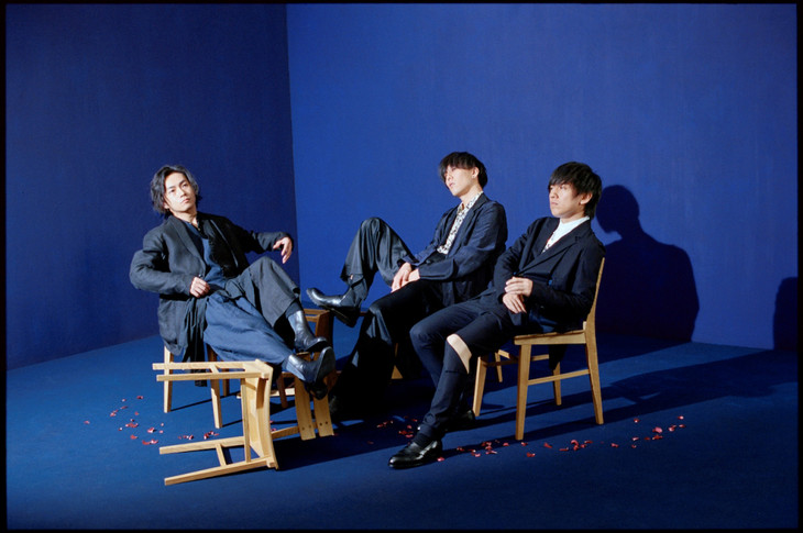 "RADWIMPS showcase the duality of human nature in PV for ""Sennou"""