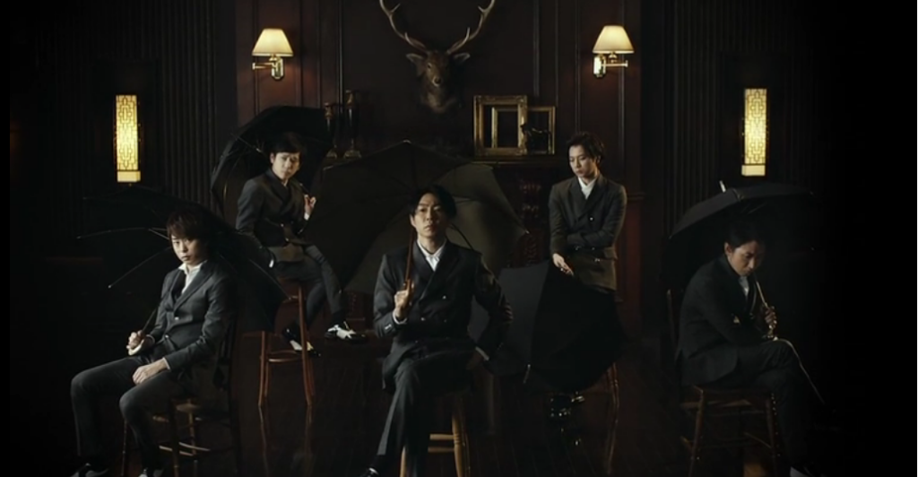 "Arashi releases ""I'll be there"" PV"