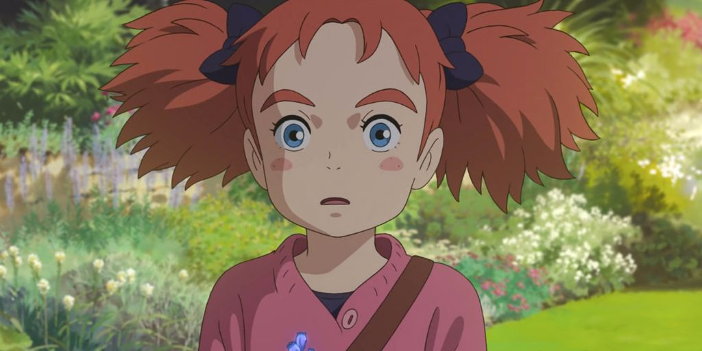 """Watch newest trailer for """"Mary and the Witch's Flower"""" by Studio Ghibli alumni"""