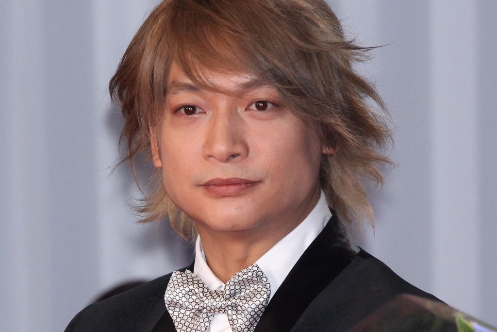 Former Smap Member Shingo Katori Allegedly Getting Married Has Secret Child Arama Japan