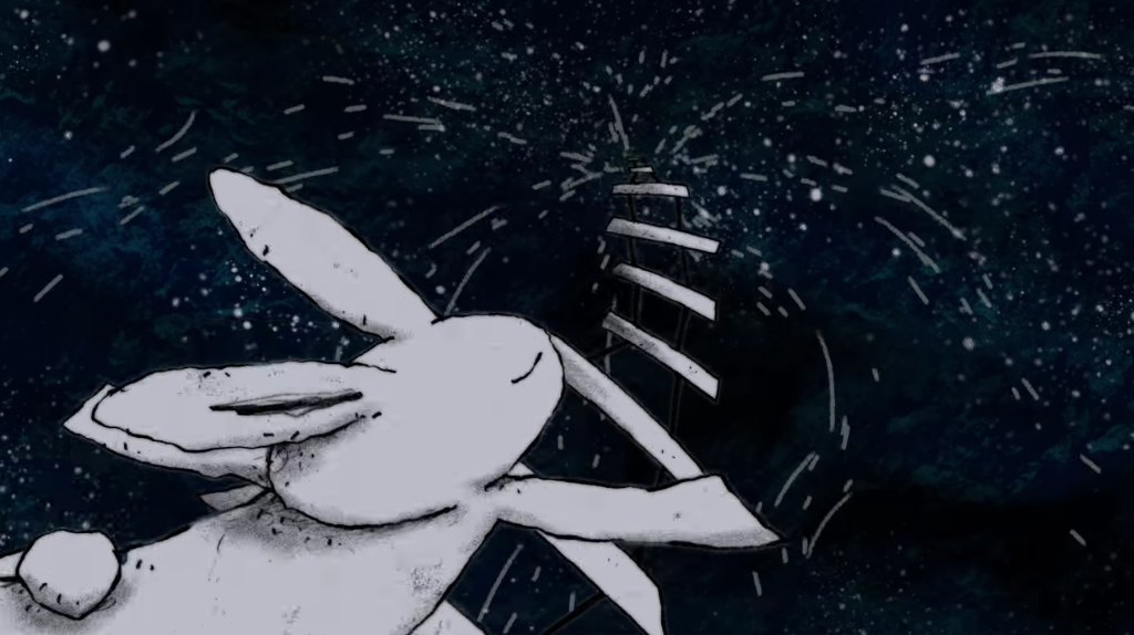 "Sora tob sakana's MV for ""ribbon"" is an impressive, little piece of art"