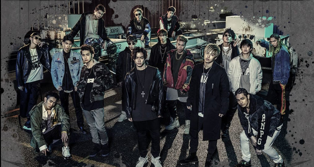 "THE RAMPAGE from EXILE TRIBE release 2nd single ""FRONTIERS"""