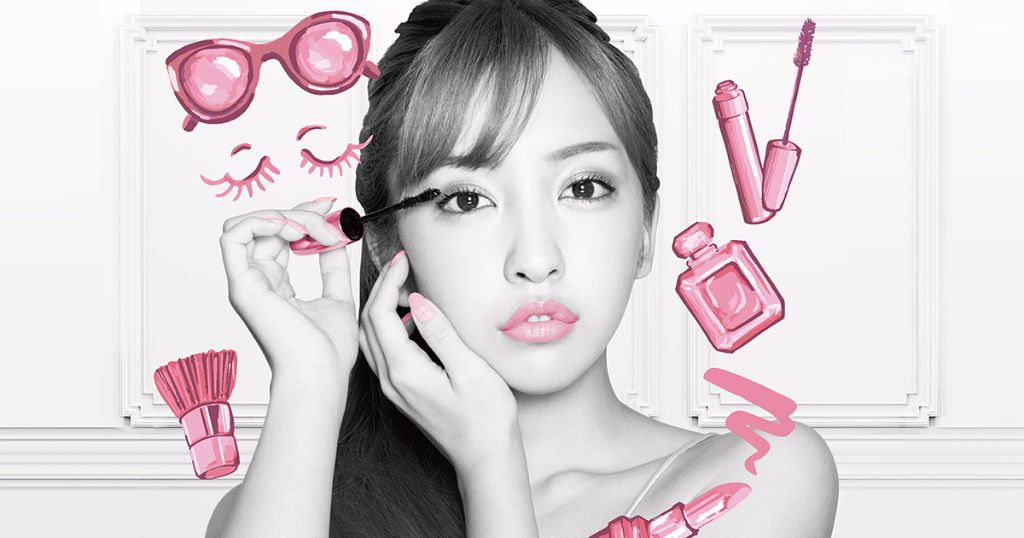 "Tomomi Itano discovers hashtags for new single ""#Ii ne!"""