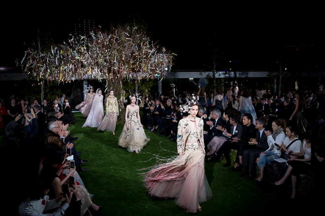 Kiko Mizuhara, Tosaka Hiroomi, Yamada Yu, and More Attend Dior Event in Tokyo