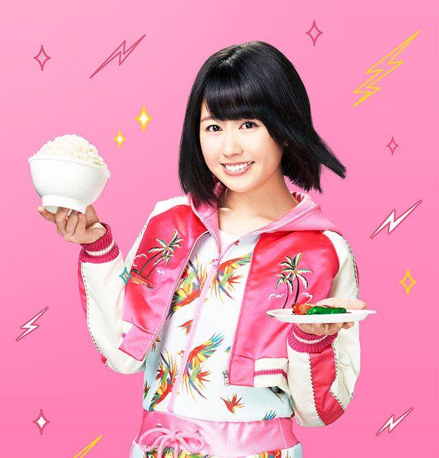 Ayaka Sasaki (Momoiro Clover Z ) releases Cutie Honey cover