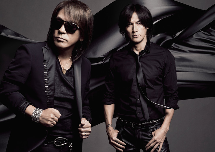 B'z to release their first Single in Two Years in June
