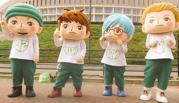 GReeeeN Tops Nikkei Entertainment's Rising Musical Act Ranking
