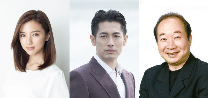 "Erina Mano, Dean Fujioka, & more announced for live-action ""Kids on the Slope"""