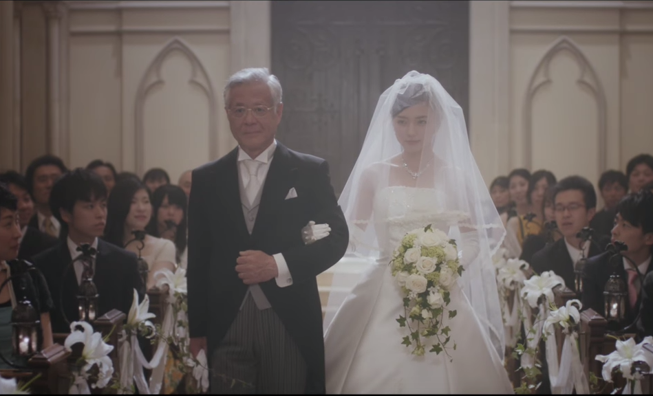 "Erina Mano gets married in May J's MV for ""Haha to Musume no 10,000 Nichi – Mirai no Tobira"""
