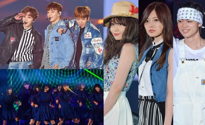 Top stars hit the runway for GirlsAward 2017 Spring / Summer