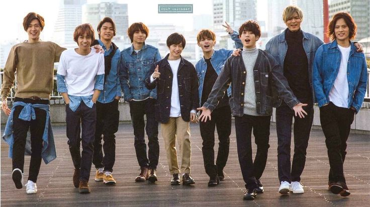 Hey! Say! JUMP to release their first best album for 10th year anniversary