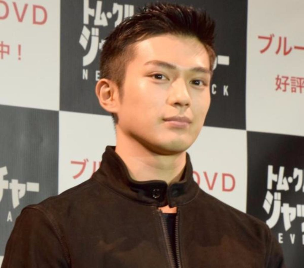 Mackenyu announces name change and agency transfer
