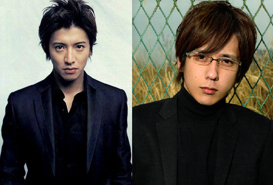 """Dream Collab! Kimura Takuya and Ninomiya Kazunari star in new movie """"""""Kensatsugawa no Zainin"""""""