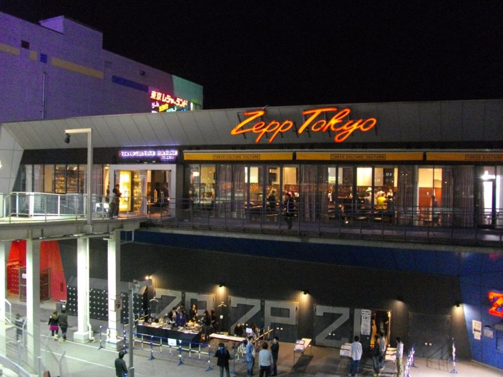 "The iconic ""Zepp"" concert halls to expand all across Asia"