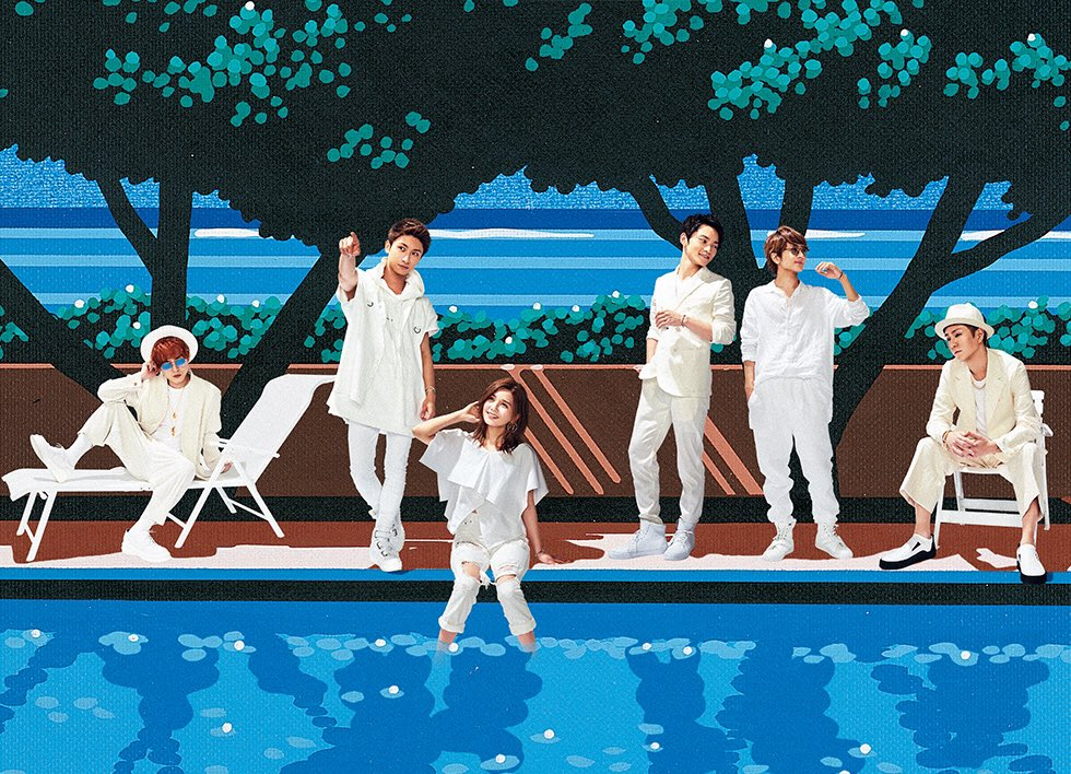"""You Can't Turn Your Back on Love! AAA Release Summery """"No Way Back"""" PV"""