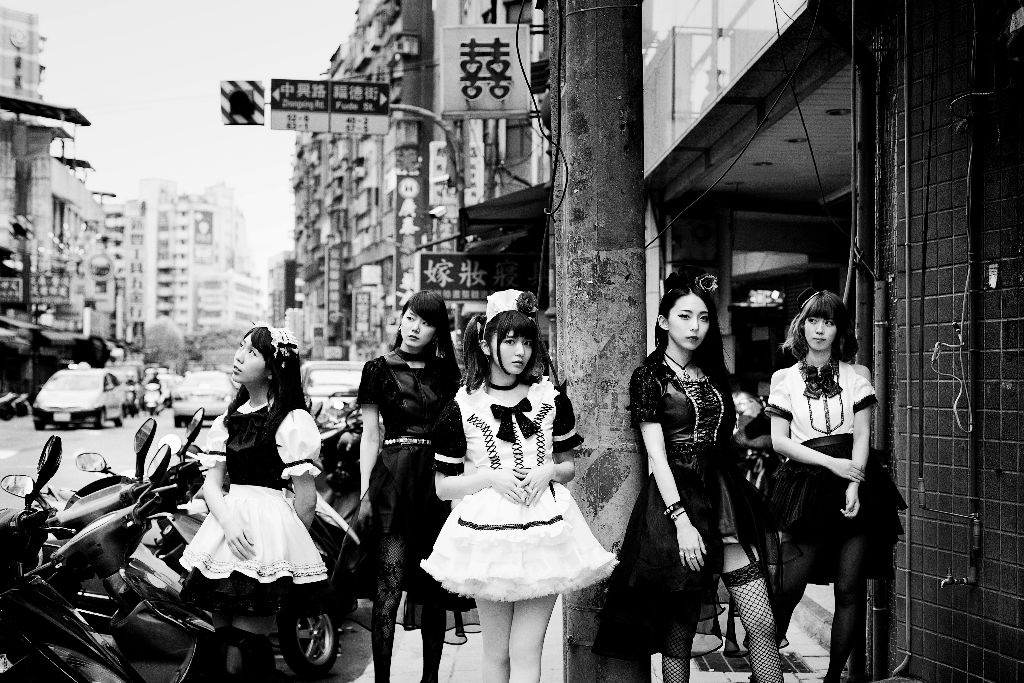 "BAND-MAID Release New Music Video ""Choose me"" and European Tour Dates"