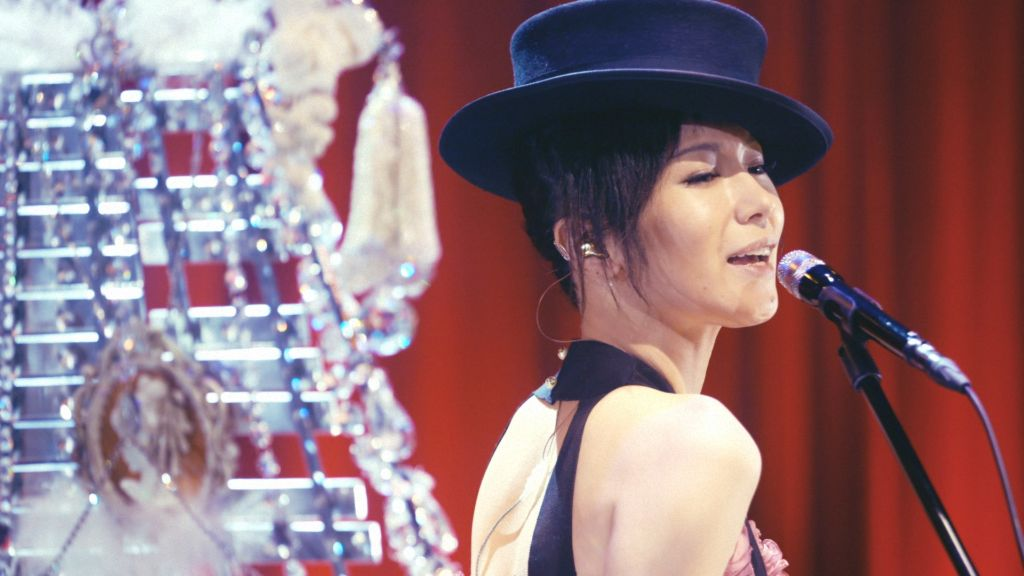 Spend the Night with Shiina Ringo's Shining New DVD/Blu Ray