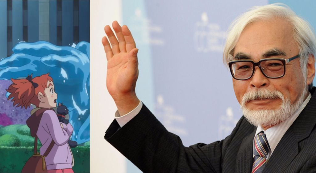 "Hayao Miyazaki Won't Watch ""Mary and the Witch's Flower"" from Ghibli Alum"