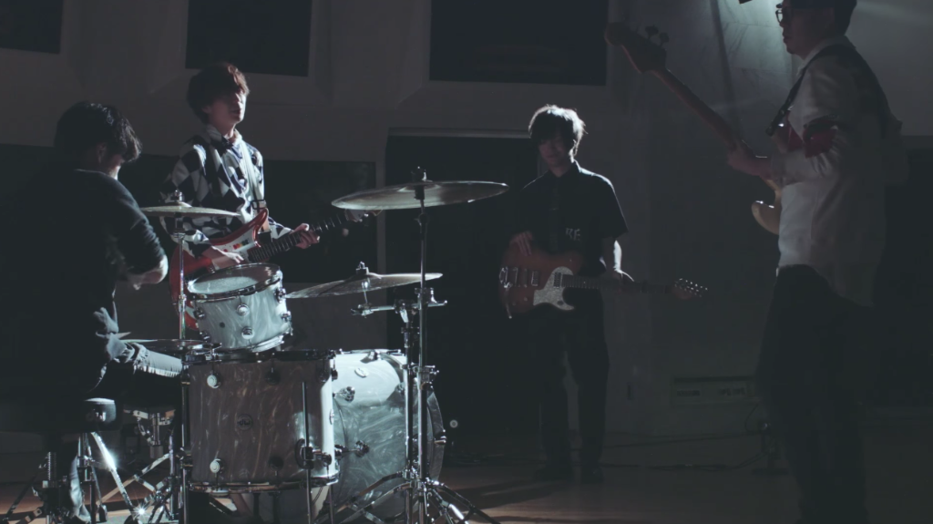 "indigo la End release ""Playback"" MV ahead of album release"