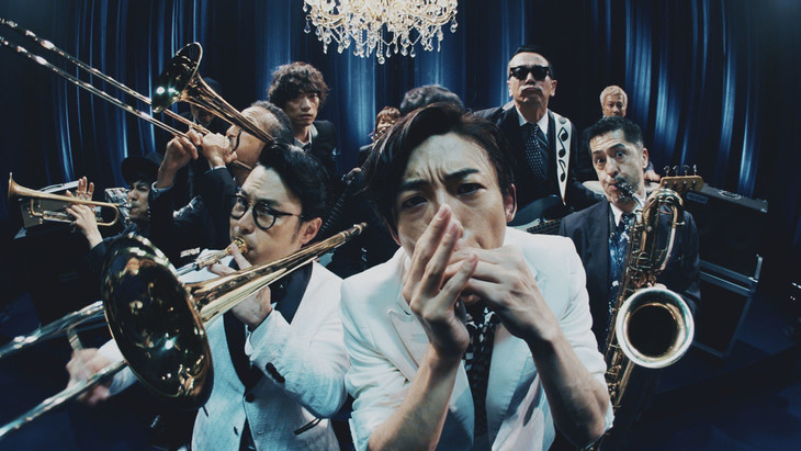 "Issei Takahashi & Kenta Hamano Go Jazz for Elaborate ""ICEBOX"" CM"