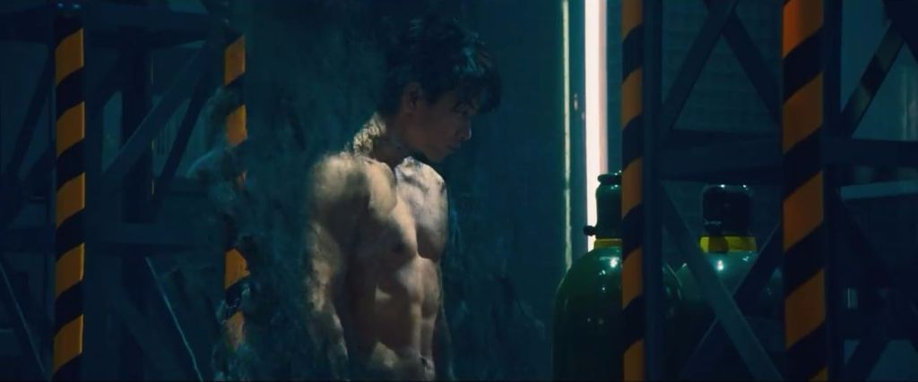 """New Live-action """"Ajin"""" Trailer Shows off Takeru Satou and Gou Ayano Action Scenes"""